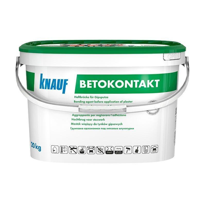 грунт бетоноконтакт кнауф